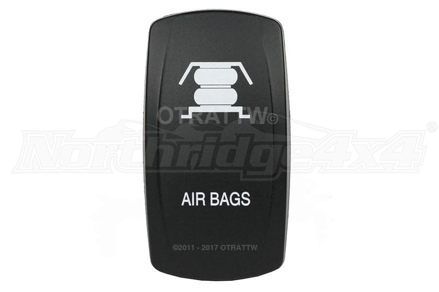 sPOD Air Bags Rocker Switch Cover