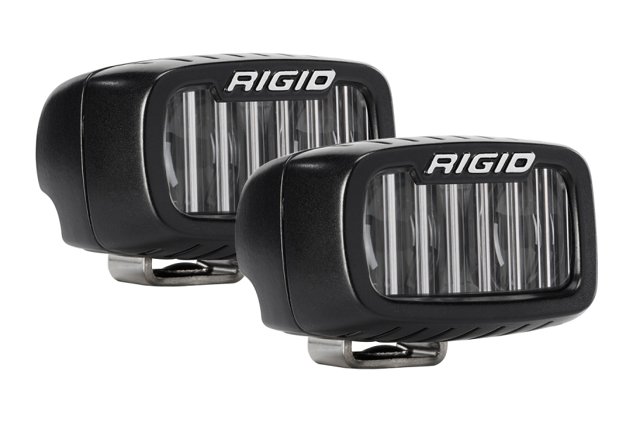 Rigid Industries SAE SR-M Series SAE Fog Light Pair