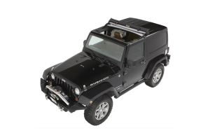 Bestop Sunrider for Hardtop Black Diamond (Part Number: )