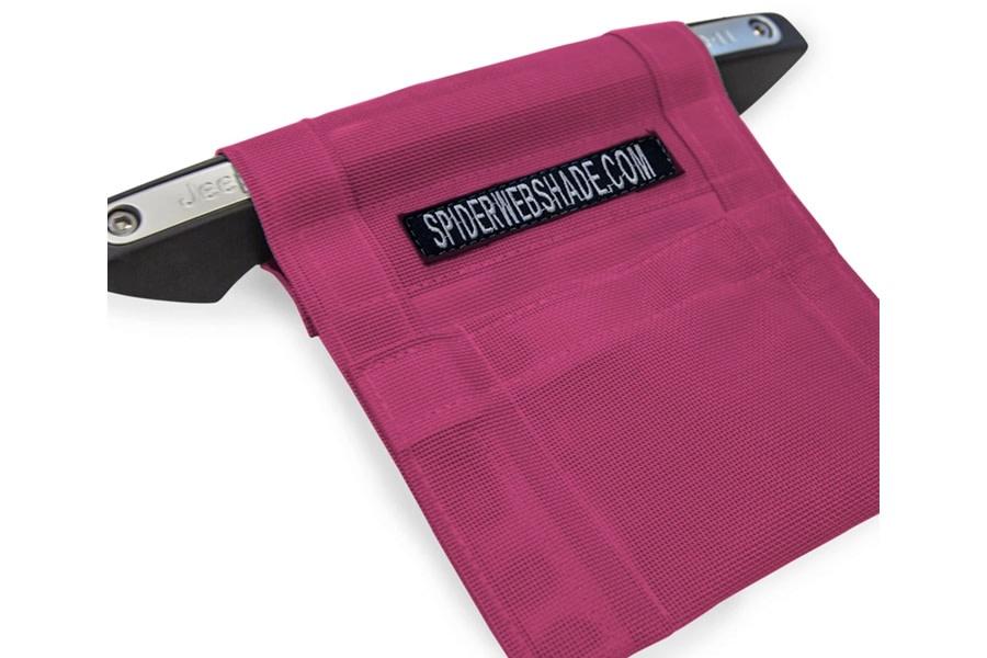 SpiderWebShade Grab Bag - Pink - JK/TJ/YJ