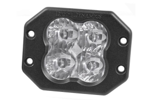 Diode Dynamics SS3 Pro Flush Mount LED Pod - White Driving