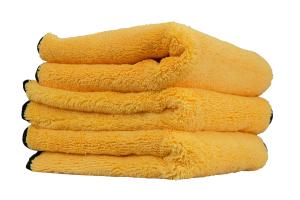 Chemical Guys Professional Grade Microfiber Towels - 3 Pack
