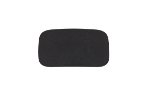 Kentrol License Plate Delete Plug - Textured Black  - JK