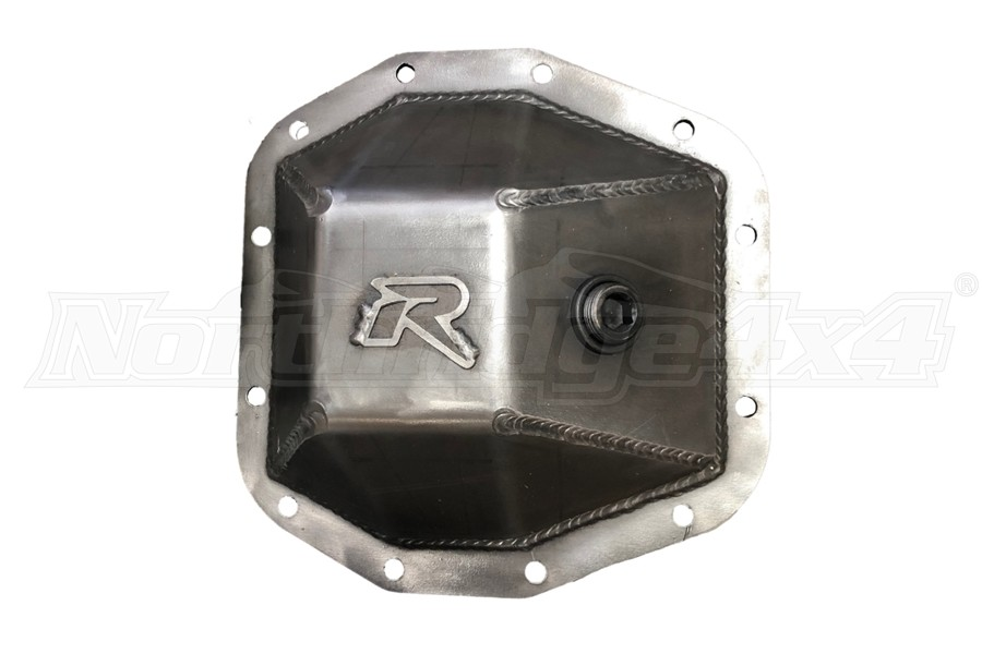 Revolution Gear D44 Rear Differential Cover, Bare - JL