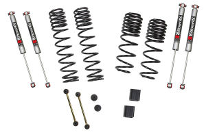 Skyjacker Suspension 1-1.5in Dual Rate-Long Travel Lift Kit System with M95 Shocks - JL 4dr Non Rubicon