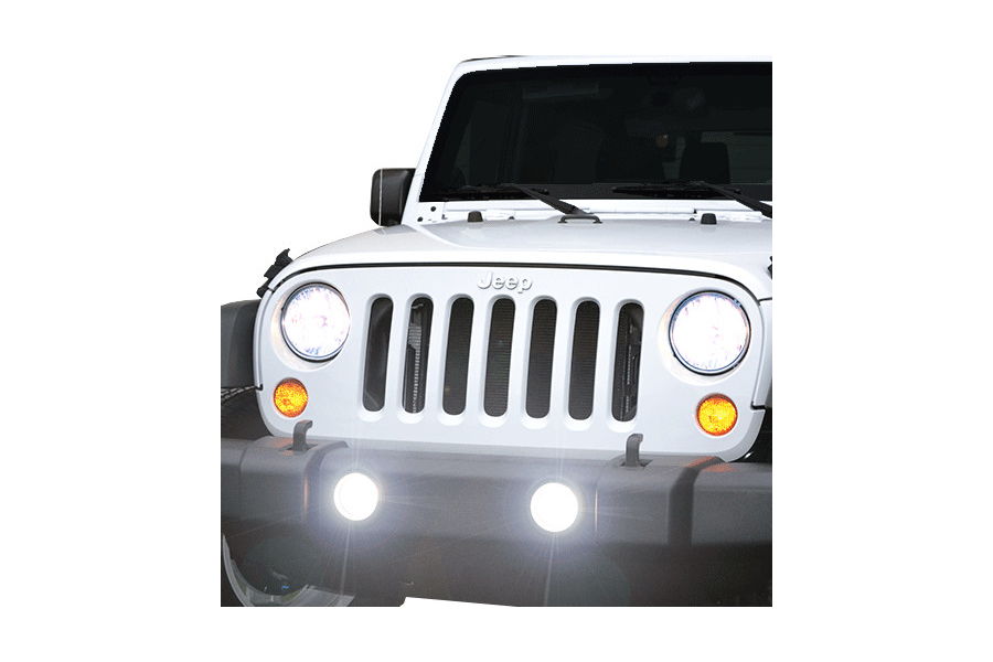 PIAA  530 LED Driving Light Kit (Part Number:05332)
