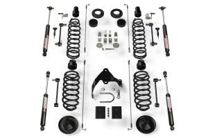 Teraflex 4in Base Lift Kit with 9550 Shocks - JK 2Dr