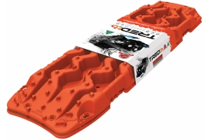 ARB Tred HD Recovery Boards - Fiery Red