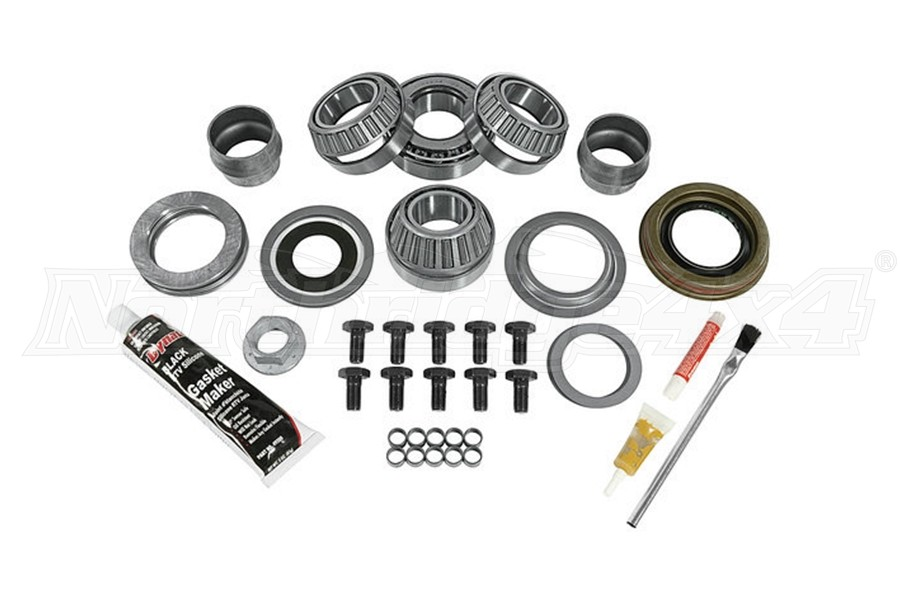 Yukon Dana 30 Master Overhaul w/out Axle Seals, Front (Part Number:YKD30JL-FRONT)