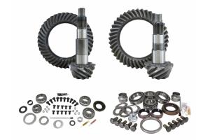 Yukon Gear & Install Kit - 4.88 Ratio - JK Rubicon
