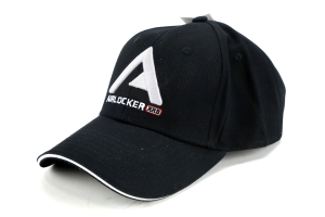 ARB Air Locker Signature Hat Black (Part Number: 217522)