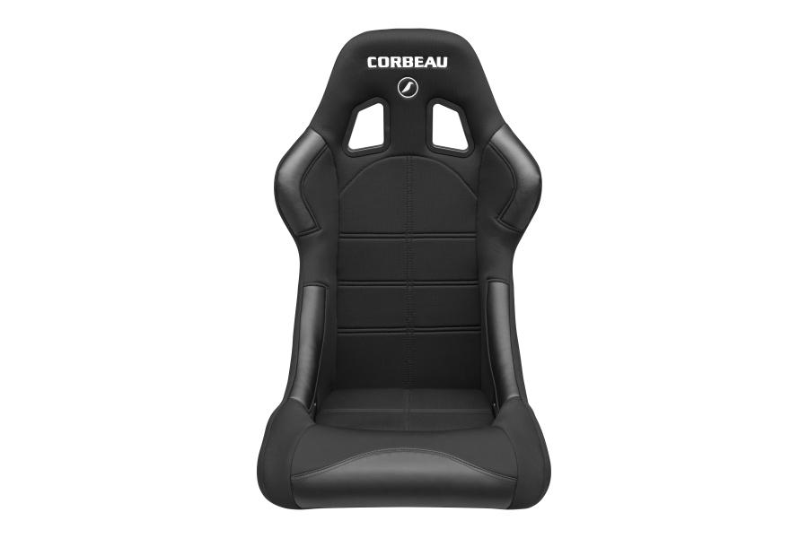 Corbeau Forza Wide Black Cloth