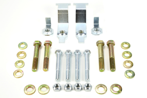 Synergy Manufacturing Upper Control Arm Hardware Kit - JK