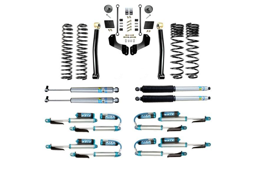 Evo Manufacturing HD 2.5in Enforcer Overland Lift Kit w/ Shock Options - JT