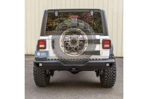 Aries Heavy-Duty Spare Tire Carrier - JL