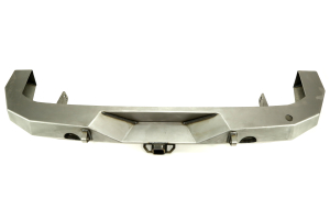 Crawler Conceptz Ultra Series Full Width Rear Bumper w/Tabs Bare (Part Number: )