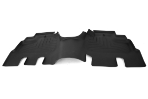 WeatherTech Rear Floorliner Black (Part Number: )