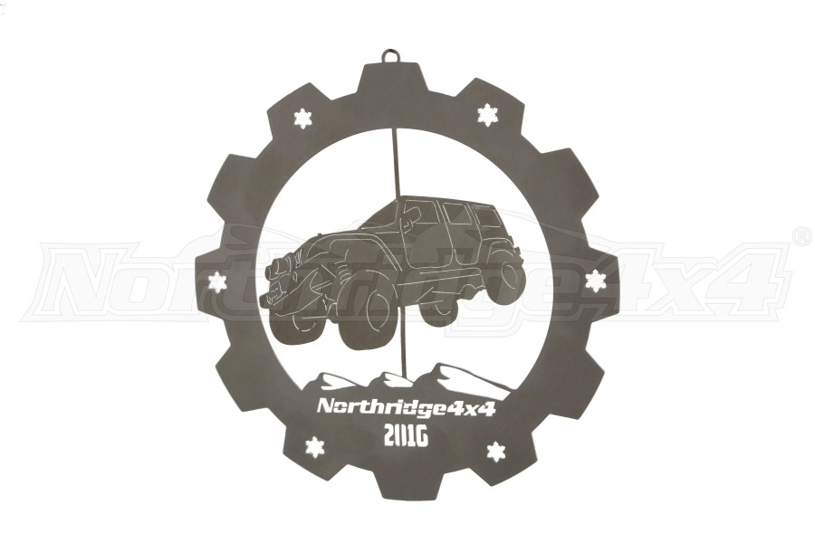 Northridge4x4 2016 Christmas Ornament (Part Number:2016ORNAMENTS)