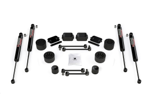 Teraflex 2.5in Performance Spacer Lift Kit w/ 9550 VSS Shocks - JL 2Dr Rubicon Only