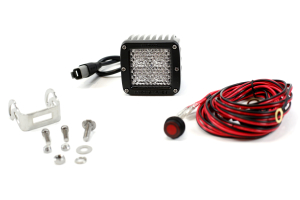 Rigid Industries Dually Diffused 60 Degree LED Light (Part Number: )