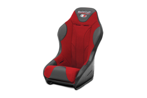MasterCraft 3G Racing Seat Red / Black (Part Number: )