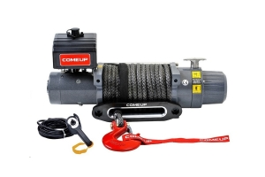 Comeup DV Light Premium Series Recovery Winch w/ Synthetic Rope  (Part Number: )