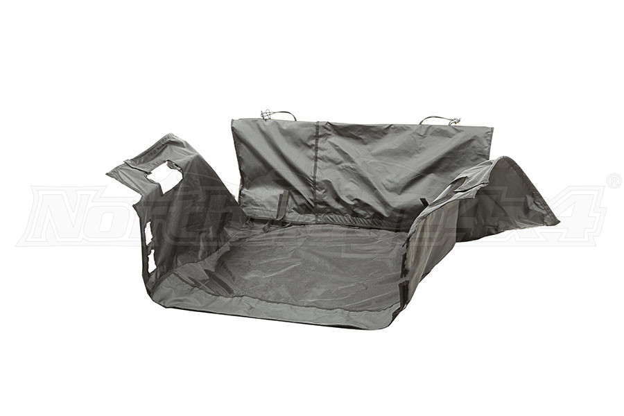 Rugged Ridge C3 Cargo Cover, Without Subwoofer - JK 4DR