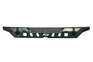 Motobilt Crusher Series Rear Bumper w/ Light Mounts and Spare Tire Cut Out  - JL