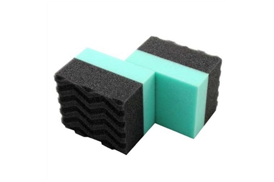 Chemical Guys Smartwax DuraFoam Tire Dressing Applicators - 2 Pack
