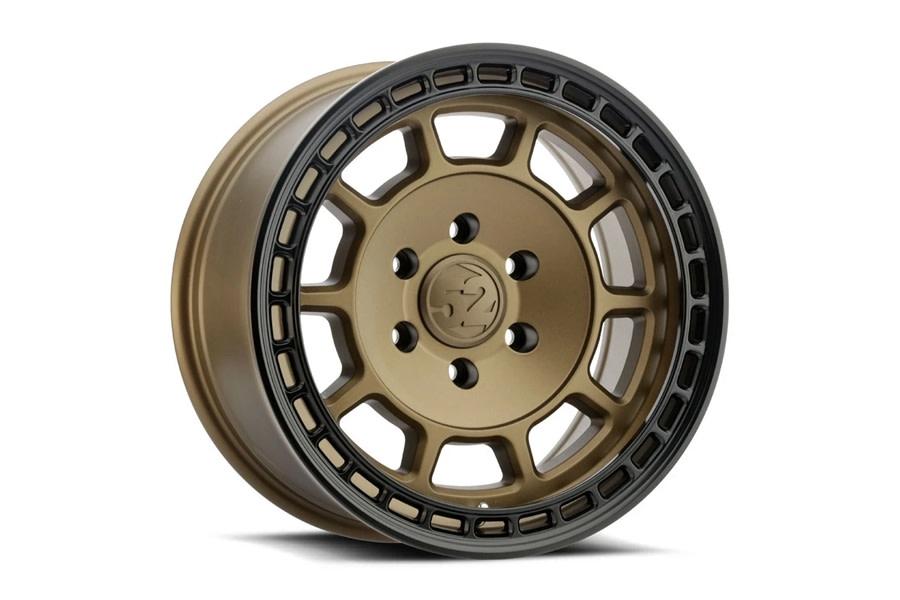 Fifteen52 Traverse HD Series Wheel, 17x8.5 6x5.5 - Bronze - Ford Bronco