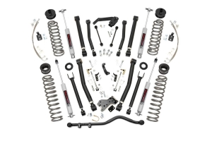 Rough Country X-Series Suspension Lift System 6in - JK 2dr