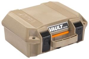 Pelican V100C Vault Equipment Case - Tan