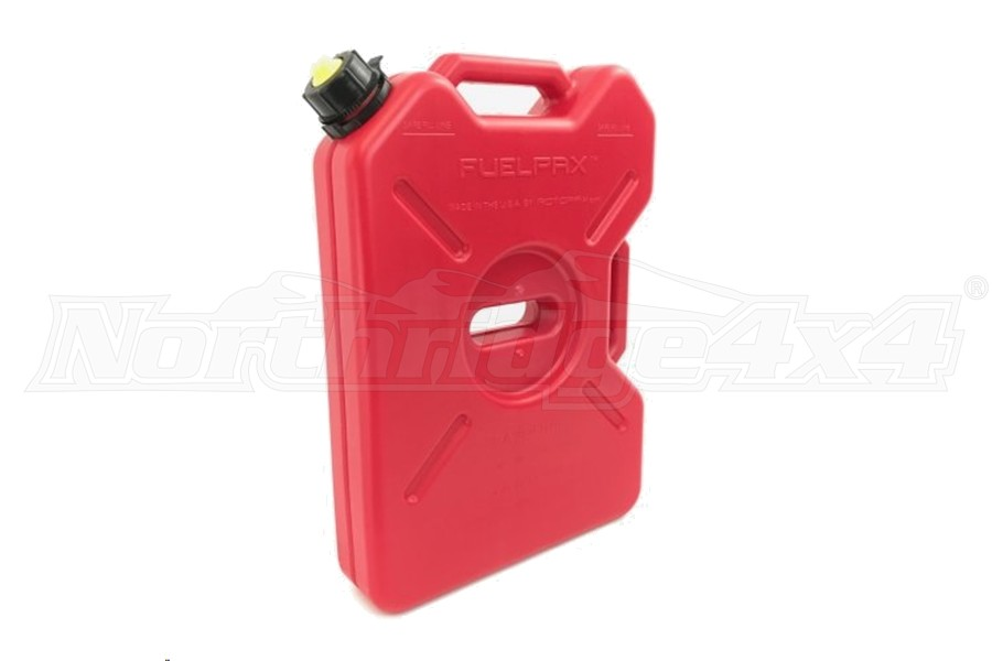 Roto Pax FuelpaX 2.5 Gallon Gas Can