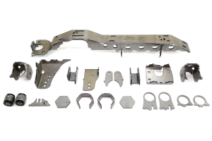 Artec Industries JK 1 TON - SUPERDUTY 05+ Front Dana 60 Swap Kit - w/ Daystar Bushings (Part Number: )