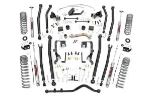 Rough Country 4in Long Arm Lift Kit w/ N3 Shocks  - JK 2012+ 2Dr 3.6L