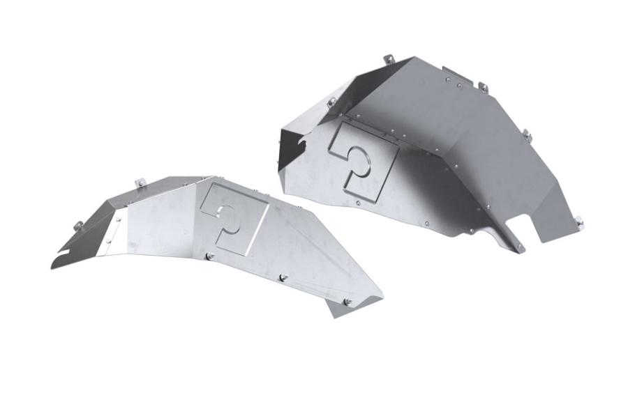 Artec Industries Rear Inner Fenders - JL