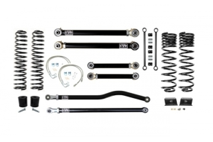 EVO Manufacturing 2.5in Enforcer Lift Kit, Stage 3 PLUS  (Part Number: )