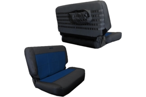 Bartact Rear Bench Seat Cover - TJ 1997-2002