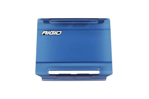 Rigid Industries E-Series 4IN Light Cover, Blue (Part Number: )
