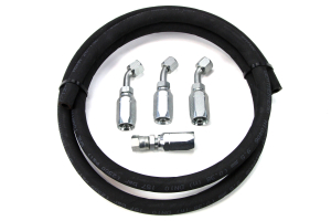 PSC Field Serviceable Cylinder Assist Hose Kit - JK