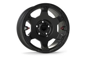 Teraflex Deluxe Nomad Metallic Black Wheel 17x8.5 5x5 - JT/JL/JK