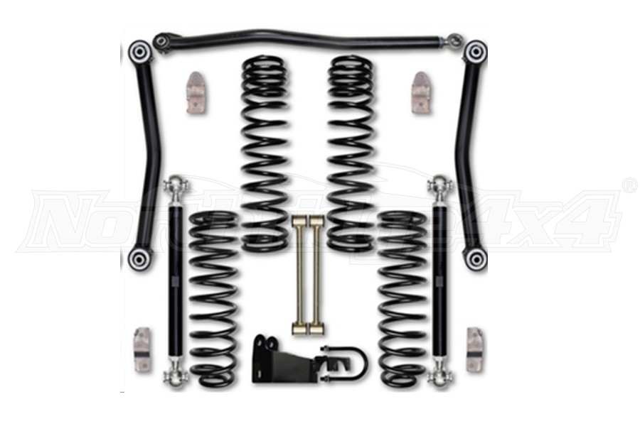 Rock Krawler 3.5in Adventure Series 2 System Lift Kit - JK 4dr