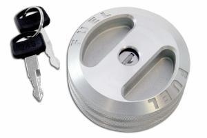 DV8 Offroad Billet Fuel Cap - 01-06 TJ/LJ, 07-14 JK