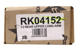 Rock Krawler Rear Upper Control Arms (Part Number: )