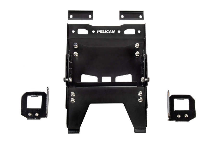 Pelican Cargo Case Side Mount - Black
