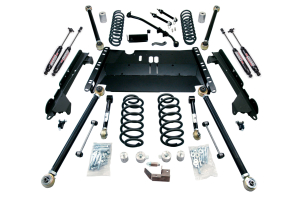 Teraflex 4in Enduro LCG Lift Kit W/9550 Shocks (Part Number: )