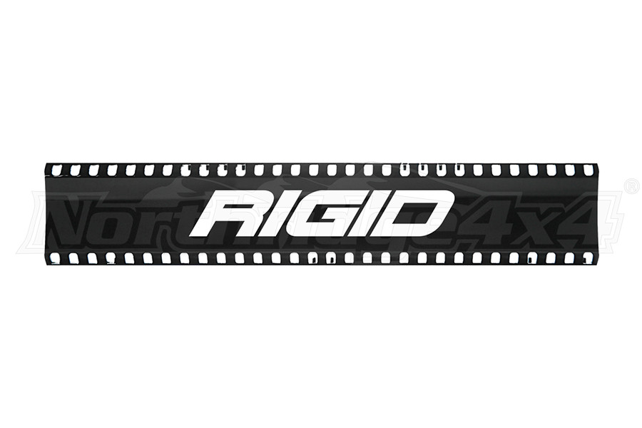 Rigid Industries SR-Series LED Light Bar 10 Inch Cover, Black (Part Number:105943)