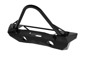 Icon Vehicle Dynamics Pro Series Recessed Winch Front Bumper w/ Stinger - JK