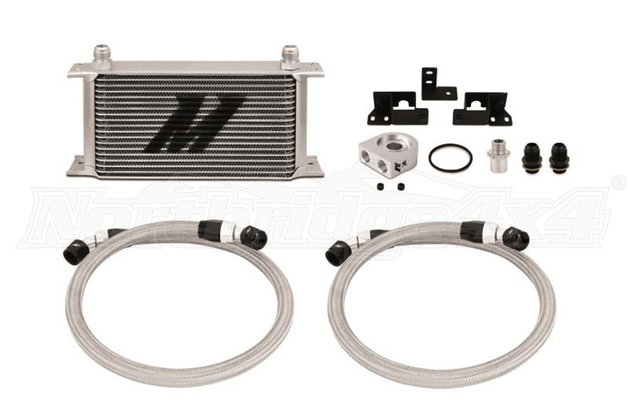 Mishimoto Oil Cooler Kit  ( Part Number: MMOC-WRA-07)