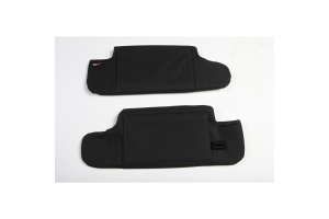 Rugged Ridge Sun Visor Organizer Kit (Part Number: )